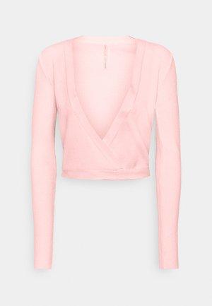 WRAP - Kurtka sportowa - pink