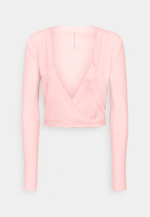 WRAP - Trainingsvest - pink