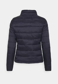 ONLY Petite - ONLSANDIE QUILTED JACKET - Light jacket - night sky - 6