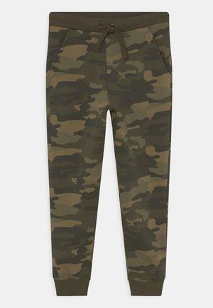 CAMO - Pantalones deportivos - khaki