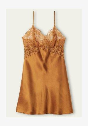 SWEET TEMPTATION - Camicia da notte - orange/amber