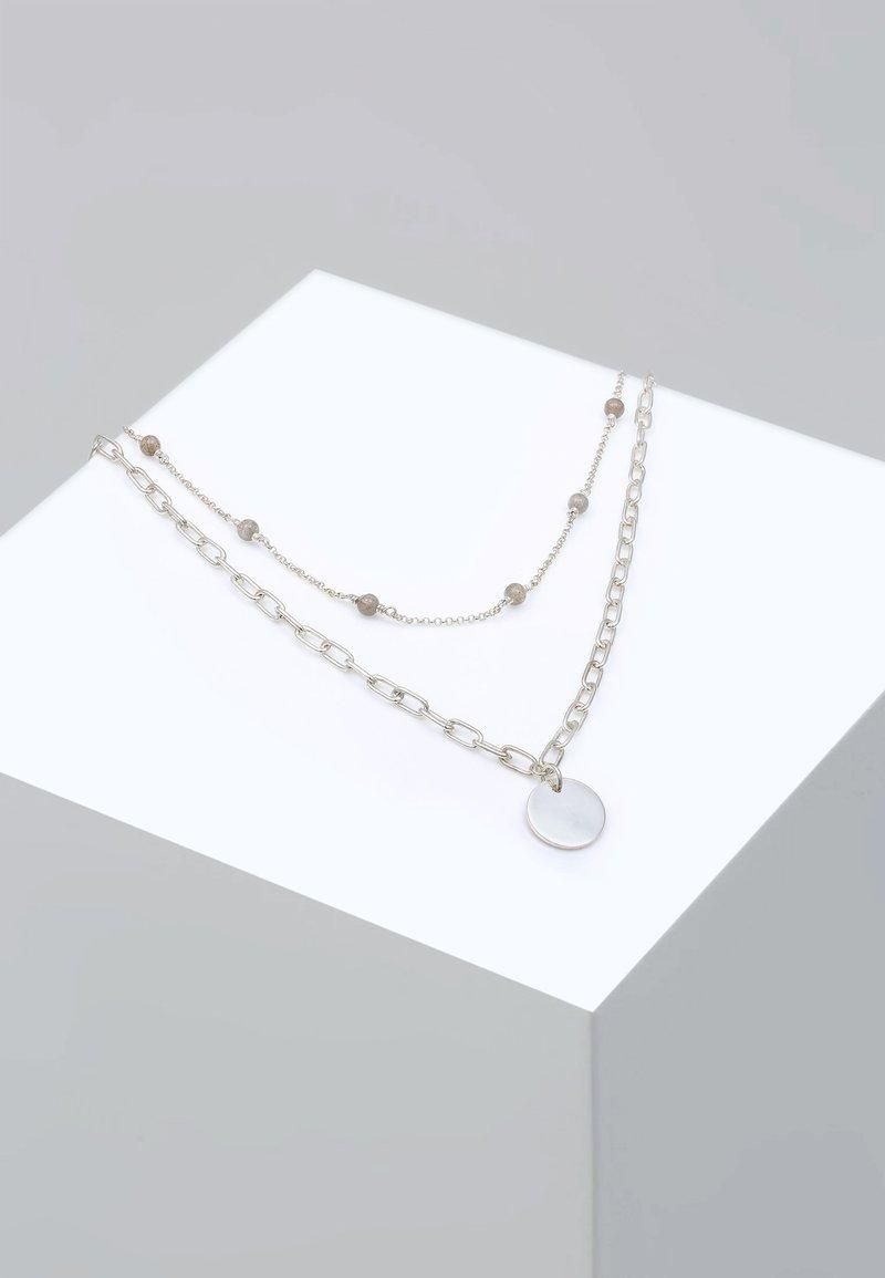 Elli - Necklace - silver