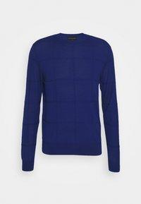Emporio Armani - Jumper - royal blue - 0