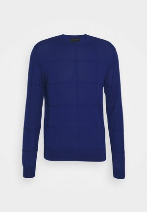 Maglione - royal blue