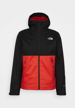 MILLERTON JACKET - Waterproof jacket - flare/black