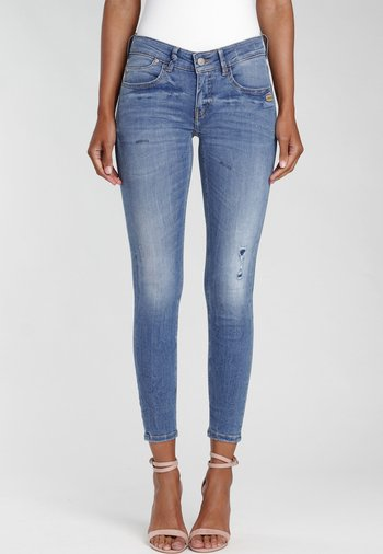 MISS SIMPLE CLASSIC - Jeans Skinny Fit - rodeo drive wash