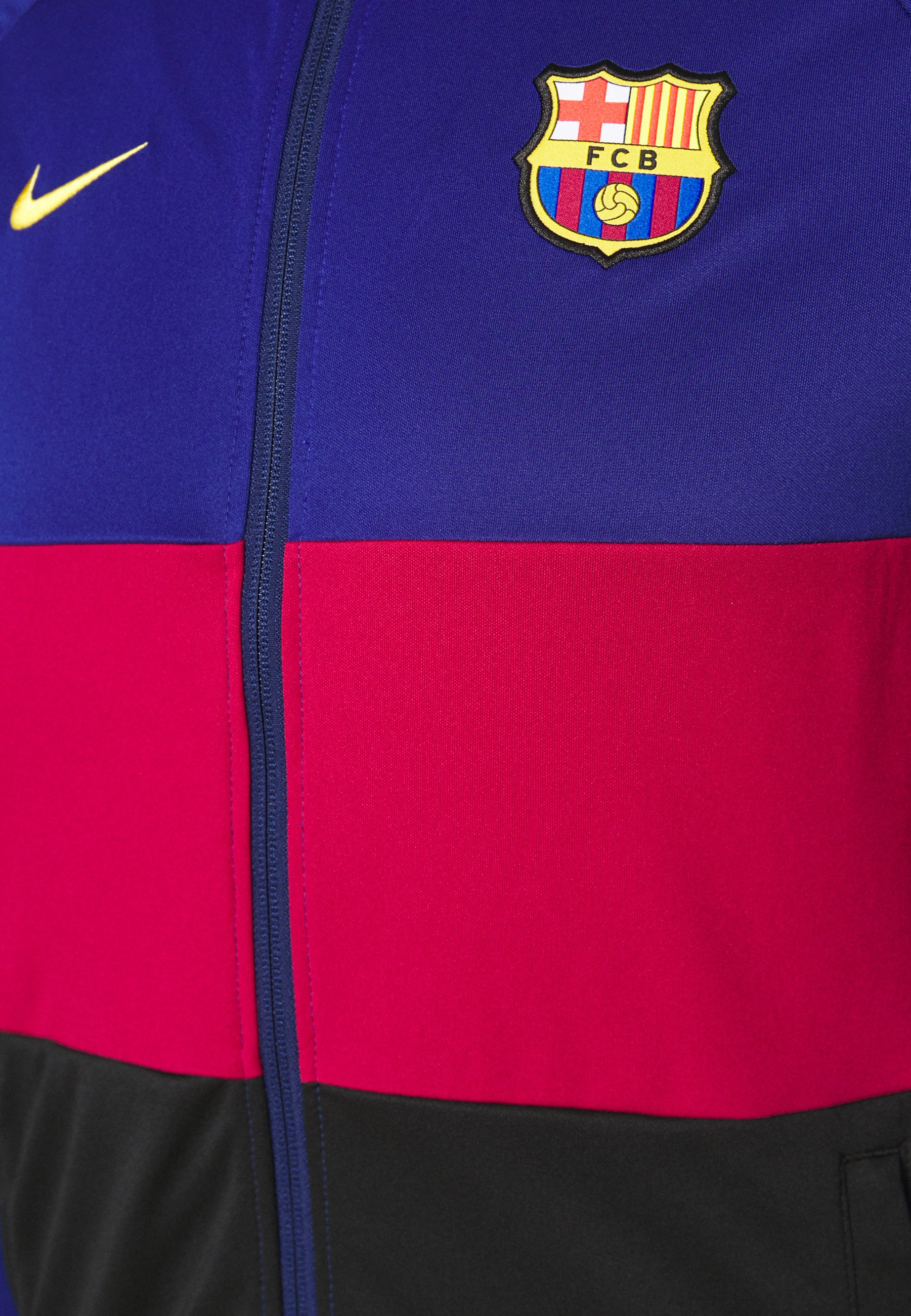 FC BARCELONA Klubbkläder deep royal bluenoble redamarillo