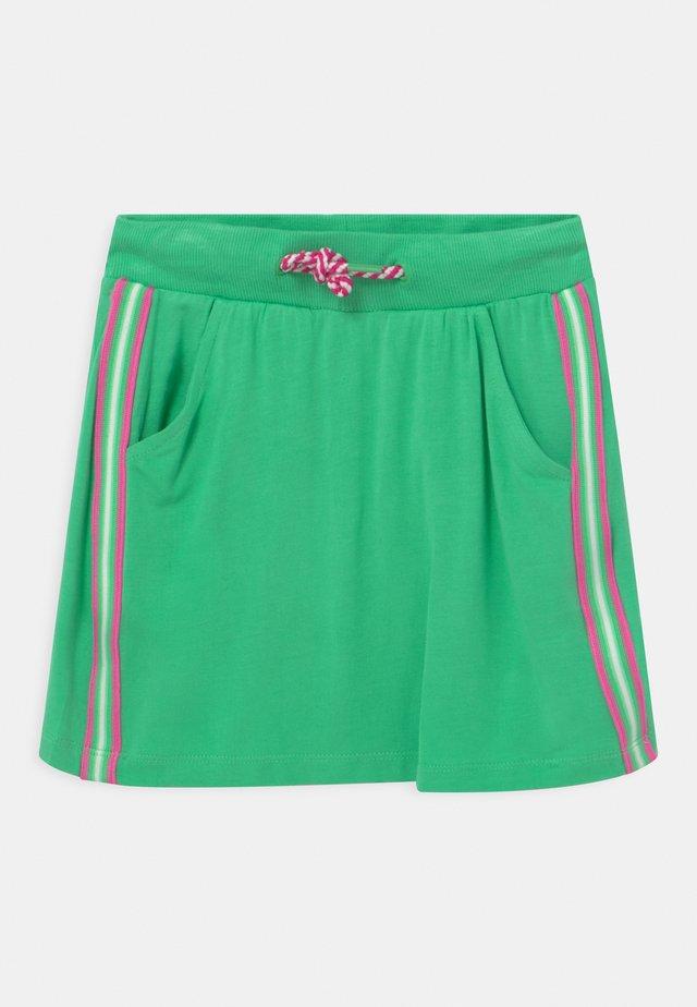 SMALL GIRLS - Mini skirt - jade cream