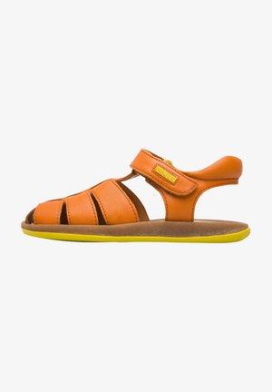 BICHO - Walking sandals - orange