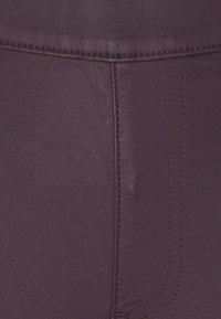Marks & Spencer London - Jeggings - dark purple - 2