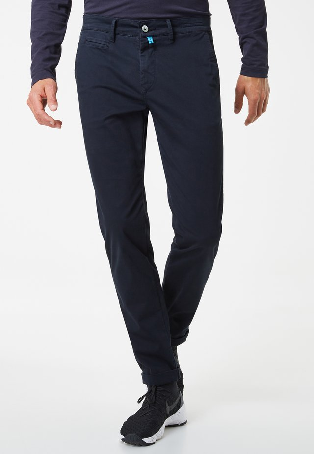 LYON FUTUREFLEX - Chinos - dark blue