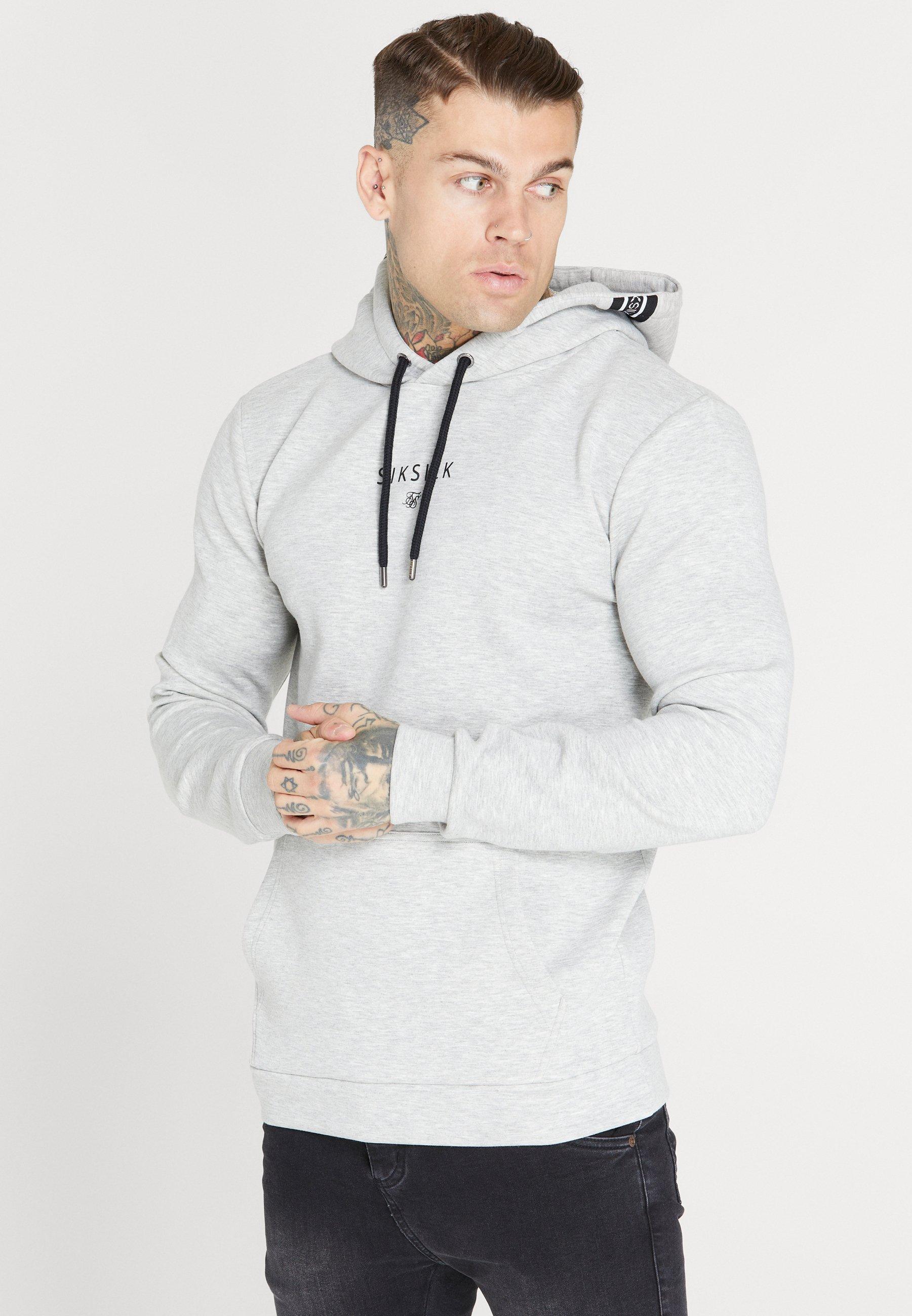 Herren MUSCLE FIT OVERHEAD HOODIE - Sweatshirt