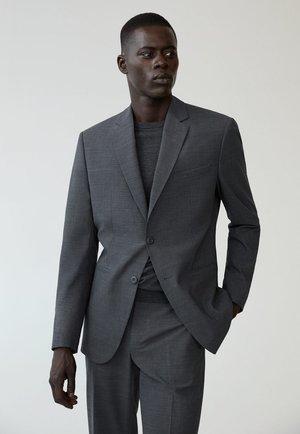 TRAVEL - Suit jacket - gris