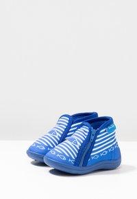 Be Only - TIMOUSSON - Pantuflas - bleu electrique - 3