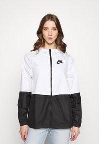 Nike Sportswear - Summer jacket - white/black - 0