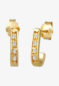 DIAMORE - Earrings - gold-coloured - 1