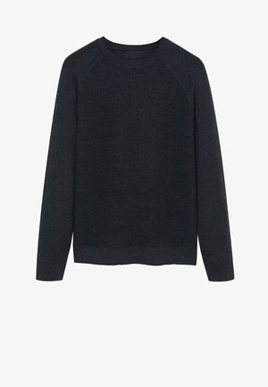 LUXUS - Pullover - grey