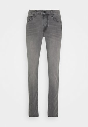 ROCCO LACEY - Jeansy Slim Fit - black