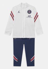 Nike Performance - PARIS ST. GERMAIN SET UNISEX - Club wear - white/midnight navy - 0