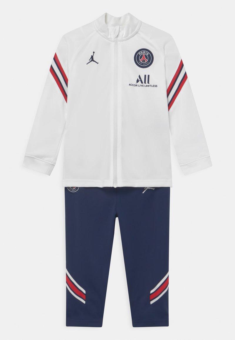 Nike Performance - PARIS ST. GERMAIN SET UNISEX - Club wear - white/midnight navy