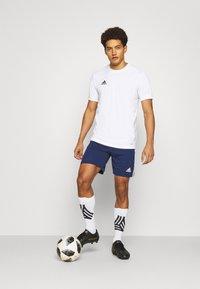 adidas Performance - SQUADRA 21 - Korte sportsbukser - navy blue/white - 1