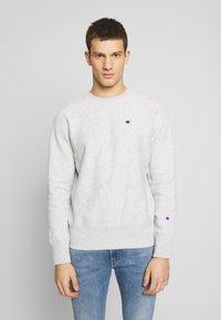 Champion Reverse Weave - BASICS CREWNECK - Sweatshirt - light grey - 0