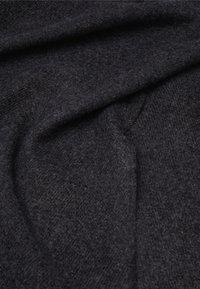 Pier One - UNISEX - Scarf - dark grey - 2