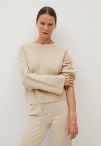 Mango - TOTI - Jumper - light/pastel grey - 3