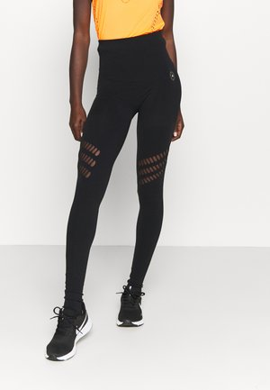 TRUESTR - Leggings - black