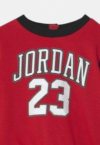 Jordan - PRACTICE FLIGHT CREW SET UNISEX - Tracksuit - gym red - 3