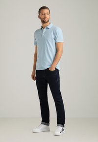 Baldessarini - Straight leg jeans - dark blue raw - 1