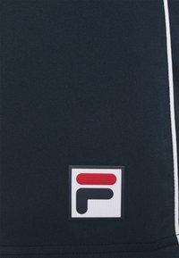 Fila - SHORTS LEON - Pantalón corto de deporte - peacoat blue - 2