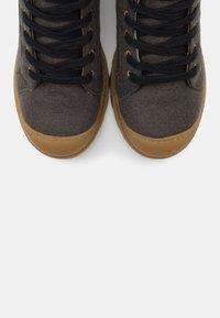 NAE Vegan Shoes - NOAH VEGAN - Nilkkurit - grey - 5