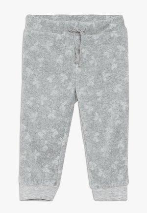 NBFNAIA PANT - Trousers - grey melange