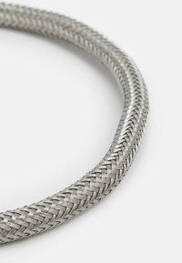 BOSS - ROPE - Náramek - silver-coloured - 2