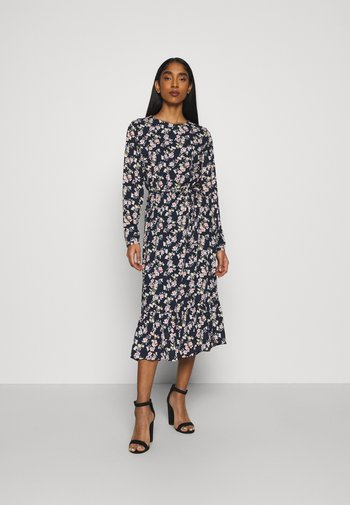 VIDOTTIES MIDI DRESS