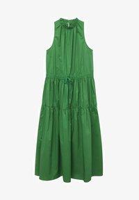 Mango - Day dress - grønn - 5