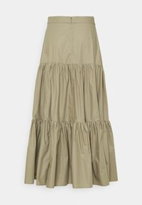 IVY & OAK - GEORGINA LEAF - A-line skirt - sage green - 1