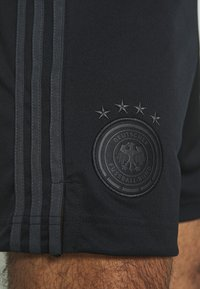 adidas Performance - DFB DEUTSCHLAND A SHO - Träningsshorts - black - 6