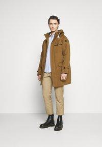 Scotch & Soda - CLASSIC PADDED JACKET - Winter coat - fawn - 1