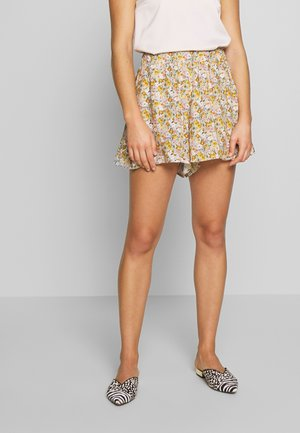 PRINTED  - Shorts - antique white soft ditsy