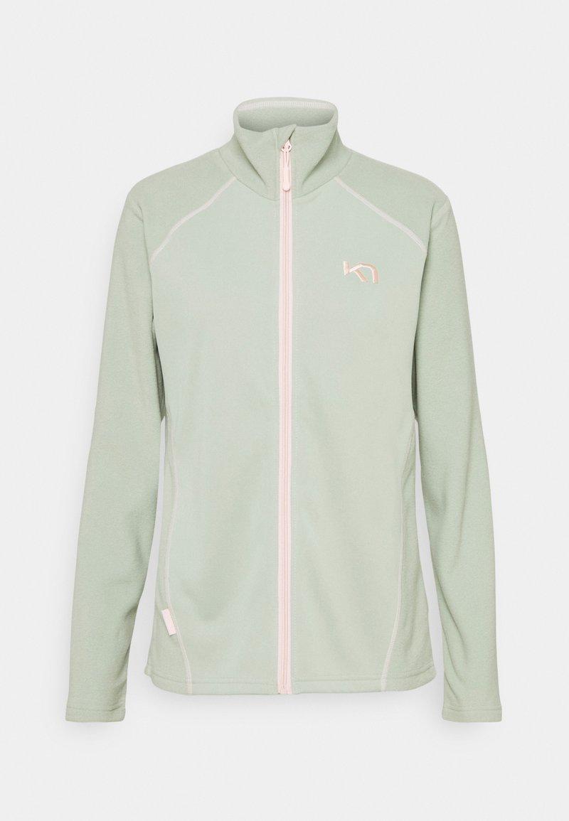 Kari Traa - Fleece jacket - slate