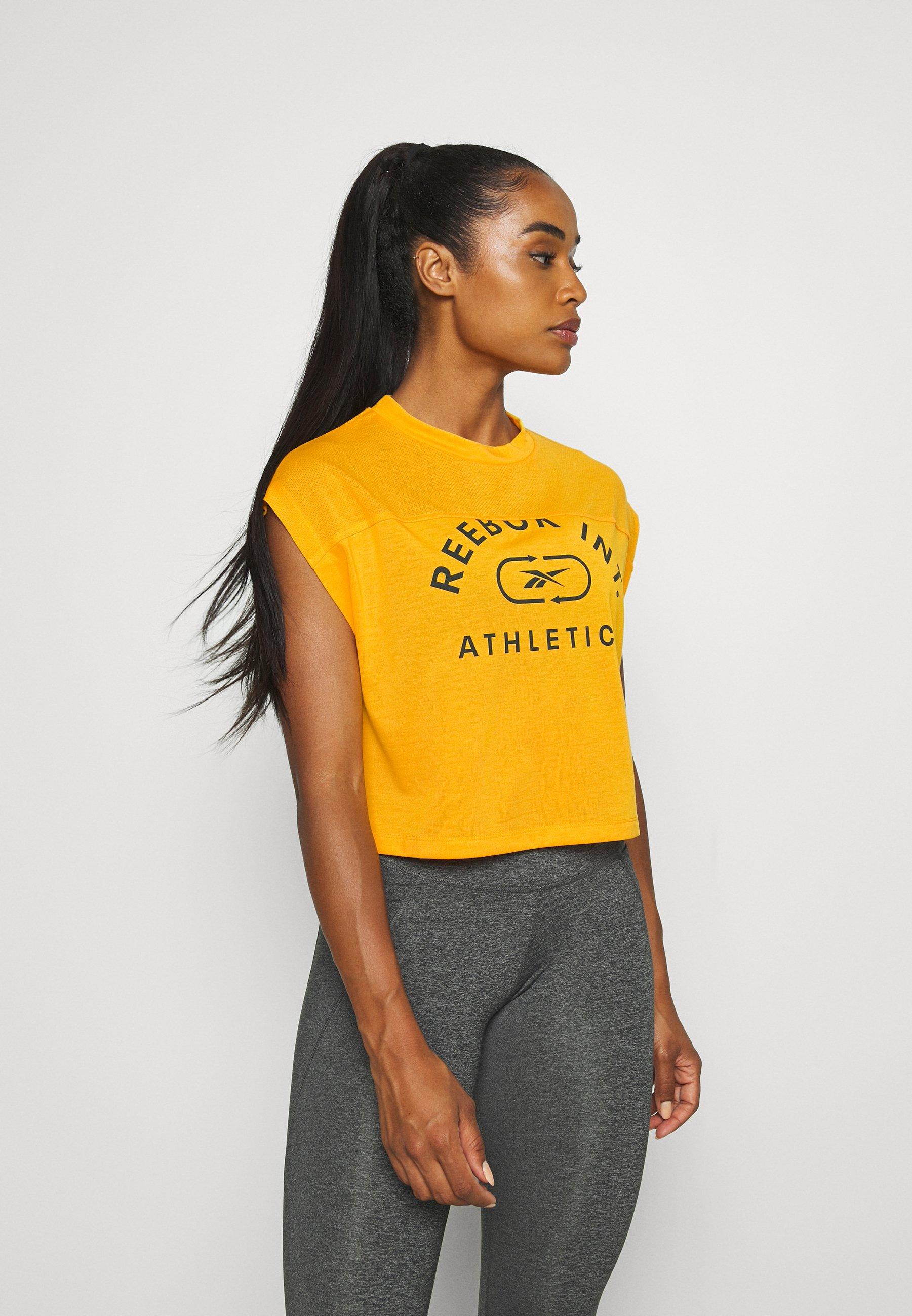 Damen WOR SUPREMIUM LOGO TEE - T-Shirt print