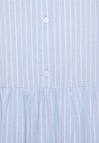 YAS Tall - YASSTRILLA SHORT DRESS  - Shirt dress - cashmere blue - 2