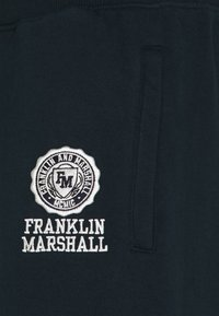 Franklin & Marshall - PANTS - Tracksuit bottoms - navy - 2
