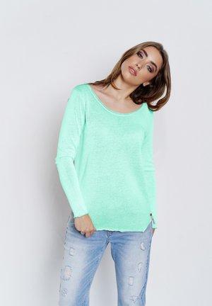 AVA - Jumper - neon mint
