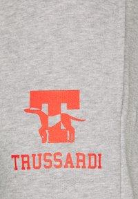 Trussardi - TROUSERS - Tracksuit bottoms - grey - 2