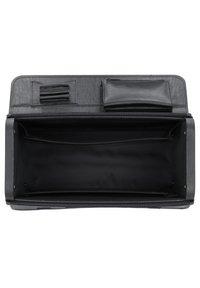 Alassio - PILOTEN - Briefcase - black - 5