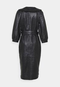 Ibana - EXCLUSIVE DORRIE - Shirt dress - black - 1