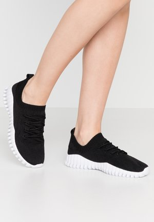 GRAVITY - Trainers - black